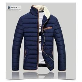 La Veste De Coton Pour Hommes,Mode Slim,Veste En Duvet �pais