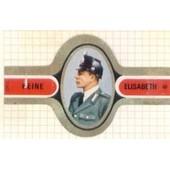 Reine Elisabeth Serie Uniformes De Police N� 6 Police De Berlin