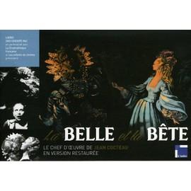 La Belle Et La B�te, Dossier De Presse, Jean Cocteau, Avec Josette Day, Jean Marais, Marcel Andr�