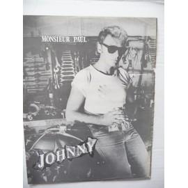 MONSIEUR PAUL JOHNNY HALLYDAY