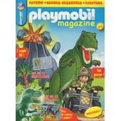 Playmobil Magazine N�1, 2010 : Tout Sur Les Dinosaures ! ; 2 Super Bd !