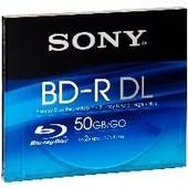 Sony BNR50AV - BD-R DL