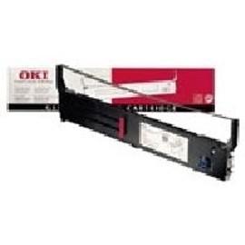 Oki - 1 - Noir - Ruban D'impression - Pour Microline 4410