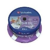 Verbatim - 25 x DVD+R DL