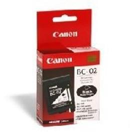Cartouche D'encre Noir Canon 02
