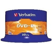 Verbatim - 50 x DVD-R