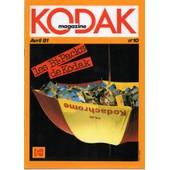 Kodak Magazine N� 10 - Les Bi-Packs De Kodak, Le Nouvel Appareil Instant Subito Superflash Portrait