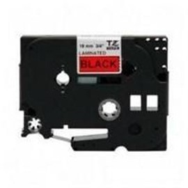 Brother Tz441 - Noir Sur Rouge - Rouleau (1.8 Cm X 8 M) Bande Imprimante - Pour P-Touch Pt-1400, 1600, 1650, 1700, 18, 1830, 1950, 1960, 2200, 2400, 2410, 2430, 2700