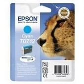 Epson T0712 - Cartouches D'encre - 1 X Cyan