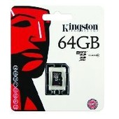 64gb Micro Sd Xc Class 10 Ext Flash Card Single Pk W/O Adapter - Carte De M�moire Flash - 64 Gb - Class 10 - Microsdxc