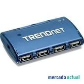 TRENDnet TU2 700 - Concentrateur (hub)