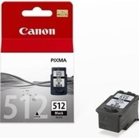 Black Ink Cartridge Pg-512 Bl W/Sec