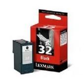 Ink Cart/Black Cartridge #32 Blister-B