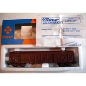 Wagon Roco Couvert Bromberg Sncf 4369f