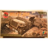 Maquette Willy's Jeep