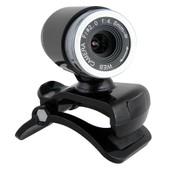 USB HD 50 M�gapixel Webcam Web Cam�ra Video + Mic pour Computer Laptop NOIR