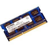 M�moires 2GB 2Rx8 PC3-10600S-9-10-F1 ELPIDA