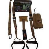 Trx Suspension Trainer Koolook Kit Army Con Door Anchor Incluso!