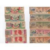 Lot De 43 Billets Loterie Nationale - Croix Rouge Fran�aise