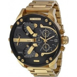 a456e313206 Montre Homme Diesel Mr Daddy Dz7333 Or