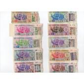Lot De 39 Billets Loterie Nationale