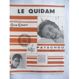 LE QUIDAM GUY BEART PATACHOU