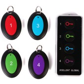 Xcellent Global Porte Clef Siffleur Wireless Anti-Perdue Key Finder Locator M-Hg053