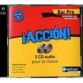Accion - Espagnol - 2 Cd Audio Collectifs de GHARIANI