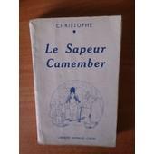 Le Sapeur Camember de john christopher