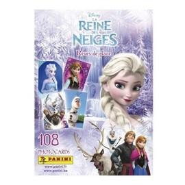 Album De Photocards La Reine Des Neiges (Frozen) : R�ves De Glace