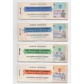 Lot De 41 Billets Loterie Nationale