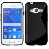 Coque Souple S-Line Noire Galaxy Trend 2 Lite Sm-G318h