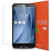 Caseink - Protection �cran Verre Tremp� Asus Zenfone 2 5.5 Ze550ml / Ze551ml / Deluxe - 9h S�ries Glass Pro+ Hd [ Duret� Extreme 9h Epaisseur 0.33mm Angles Incurv�s 2.5d ]