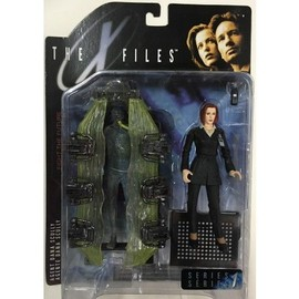 figurine x files