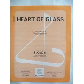 HEART OF GLASS BLONDIE Chris STEIN