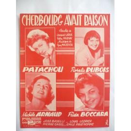 CHERBOURG AVAIT RAISON Guy MAGENTA PATACHOU Frida BOCCARA