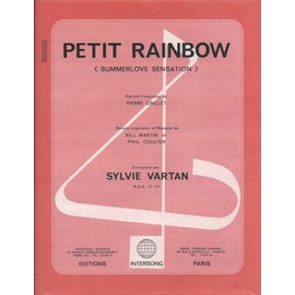 sylvie vartan petit rainbow