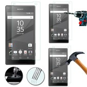 Sony Xperia Z5 Compact E5803 E5823: Lot 2 Film De Protection D'�cran Verre Tremp�