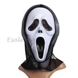 Masque Scream Accessoire De D�guisement Pour Halloween F�te Cosplay