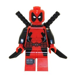 Mini Figurine - Deadpool- Fig256