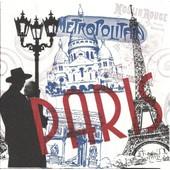 Lot De 2 Serviettes D�co Papier: Paris
