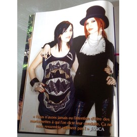 poster a4 the veronicas