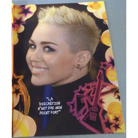 poster a4 miley cyrus