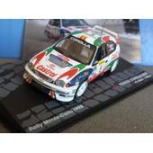 Toyota Corolla Wrc #5 Rallye Monte Carlo 1998 Sainz Moya 1/43 Castrol Movistar