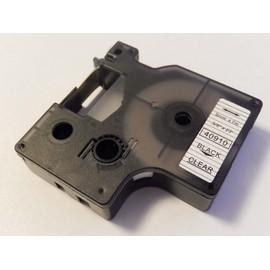 Cassette � Ruban Vhbw 9mm Pour Dymo Labelmanager 100, 100 Plus, 120p, 200, 300, 350, 350d . Remplace: Dymo D1, 40910.
