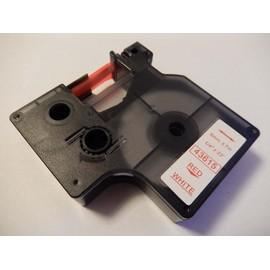 Cassette � Ruban Vhbw 6mm Pour Dymo Labelwriter Duo, 400, 450. Remplace: Dymo D1, 43615.