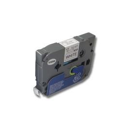 Cassette � Ruban Vhbw 12mm Pour Brother P-Touch 200 310 550 900 1010 1090 1200 1280 1750 1800 2000 2460 2480 3600 9000 9400 9600. Remplace: Tz-231