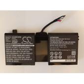Vhbw Batterie Li-Ion 5600mah Pour Ordinateur Portable, Notebook Dell Alienware 17, 18, M17x R5, M18x R3 Remplace: 2f8k3, 0g33tt, 0kj2px, G33tt, Kj2px