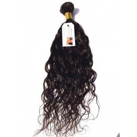 Tissage Malaisien Ondulation Profonde Couleur 2 Marron Remy Hair