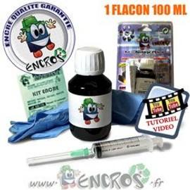 Recharge Encre- Canon Pg540 - Kit Recharge Encre Noir
